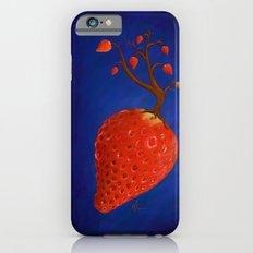 Strawberry Concept iPhone 6s Slim Case