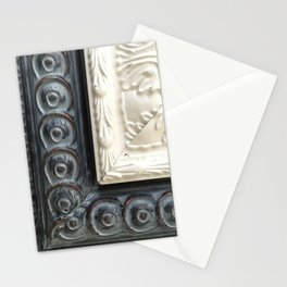 Picture Frame Moulding Detail Stationery Cards