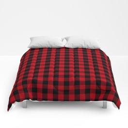 Buffalo Plaid Pattern Comforters