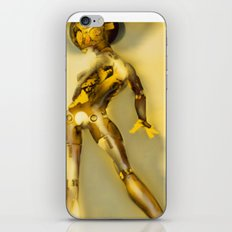 Machine A iPhone & iPod Skin