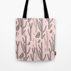 Pink desert secrets. Tote Bag