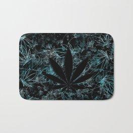 Twilight Fan Leaf Bath Mat