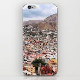 Guanajuato iPhone Skin