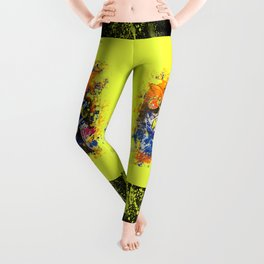 Moto Splash Leggings