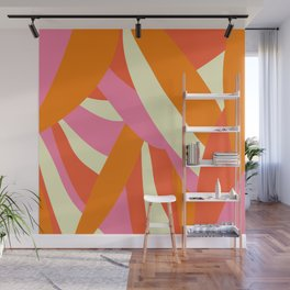 Pucciana Sixties Wall Mural