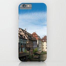 La Petite France iPhone Case