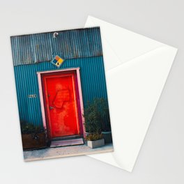 Red Door Downtown Stationery Cards