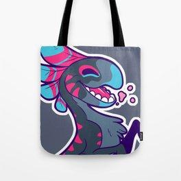 Mochi Raptor Triba Tote Bag