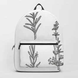 Kitchen Herbs Backpack