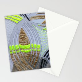 Oh! Embroidered 1 Stationery Cards