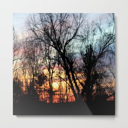 Sunrise, Sunset Metal Print