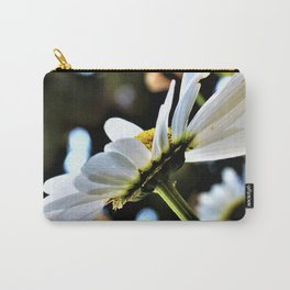 Flower No 4 Carry-All Pouch