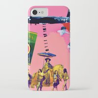 cigarettes iPhone & iPod Cases featuring Filtered Cigarettes by AF Knott