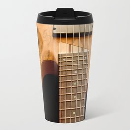Music is a Moral Law ~ Bass Guitar Travel Mug