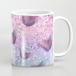 Pastel Unicorn Butterfly Glitter Dream #1 #shiny #decor #art #society6 Coffee Mug