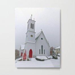 St. Paul's Episcopal Church Metal Print