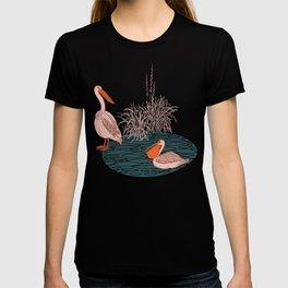 BIRDS IN PARADISE T-shirt