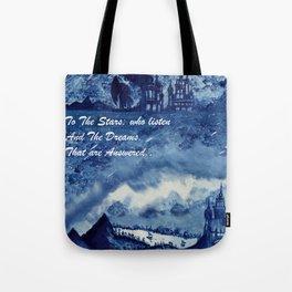 Velaris Sky Tote Bag