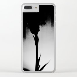 thorncrown chapel Clear iPhone Case
