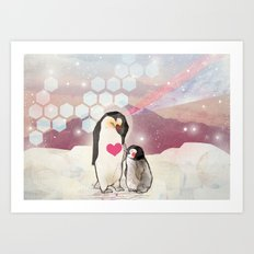 Together Art Print