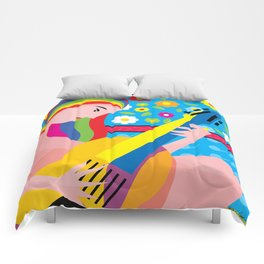 The-musician Comforters