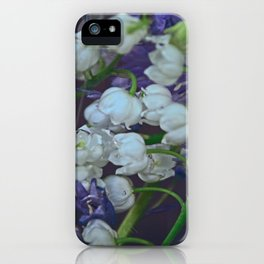 lily bells iPhone Case