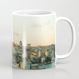 Istanbul Cityscape Photo Coffee Mug