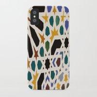 escher iPhone & iPod Cases featuring Escher Inspiration by Nancy Smith