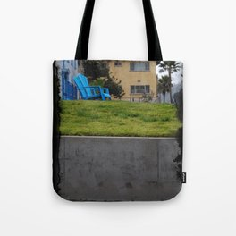 House on The Esplanade Tote Bag