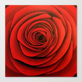 Red 1 Canvas Print