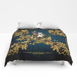 History of the autumn forest_3 Comforters