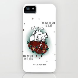 45 iPhone Case