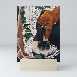 Mischief Makers Mini Art Print