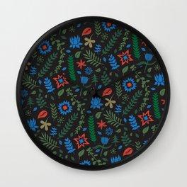 Herbal myst Wall Clock
