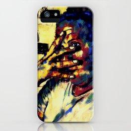 The Kris iPhone Case