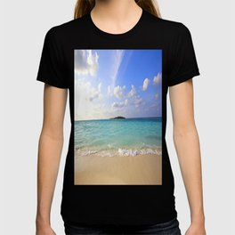 Maldives Beach T-shirt