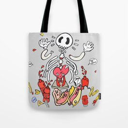 Choose your mistakes wisely Tote Bag