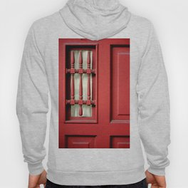 The Customary Red Door, But... Hoody