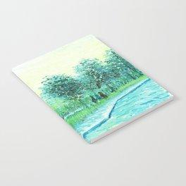 Van Gogh : Park in Asnieres Notebook