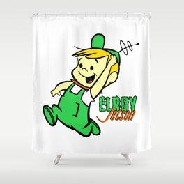 ElroyJetson Shower Curtain
