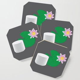 HIMYM Couples - Lily & Marshall Coaster