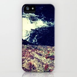 cliffface iPhone Case