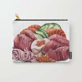 Sushi and fish eggs Carry-All Pouch