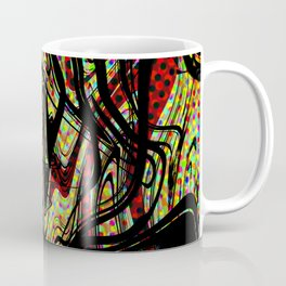 Messy Hair Day Coffee Mug