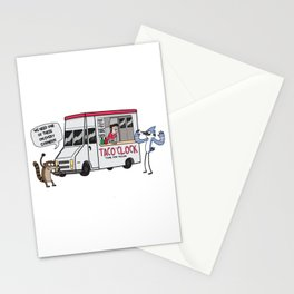 A Taco Truck on EVERY Corner!! Stationery Cards