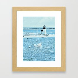 Nantucket Reverie Framed Art Print