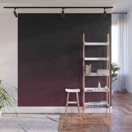 Faded Background, Burgundy, Color Change Wall Mural