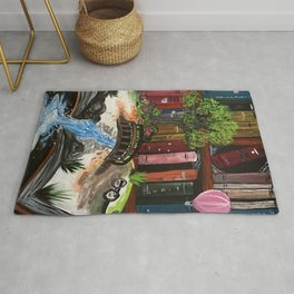 Book Experience Rug