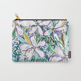 MONTEREY FLORAL Carry-All Pouch