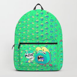 Not a Teenage Mutant Ninja Turtle Backpack